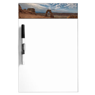 Early Morning at Delicate Arch Dry-Erase Whiteboard