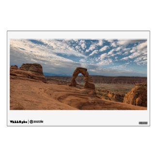 Early Morning at Delicate Arch Wall Graphic