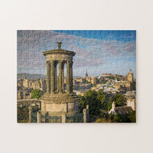 Dugald Stewart Monument Jigsaw Puzzle
