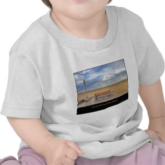 """""""Early Morning at the Beach"""" Infant T-Shirt"""