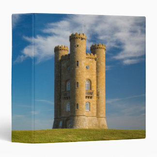 Early morning at the Broadway Tower Vinyl Binders