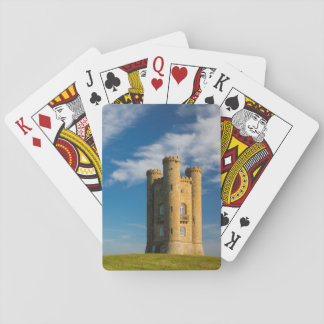 Early morning at the Broadway Tower Card Deck