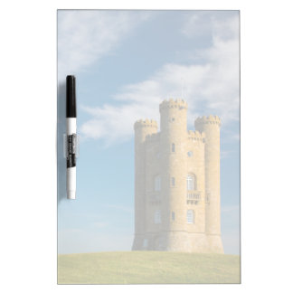 Early morning at the Broadway Tower Dry-Erase Board