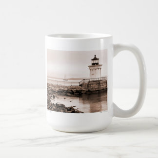 Early Morning Bug Light Coffee Mug