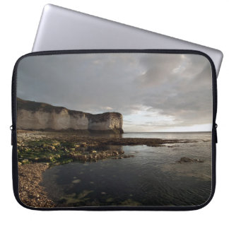Early Morning by the Coast Laptop Sleeve