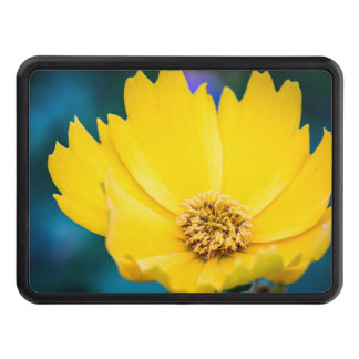 Early Morning Coreopsis Trailer Hitch Cover