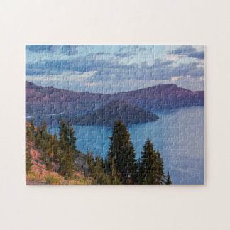 Early Morning, Crater Lake Jigsaw Puzzle