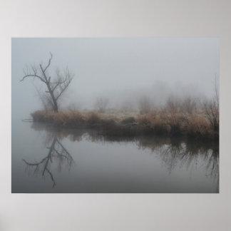Early Morning Fog Print