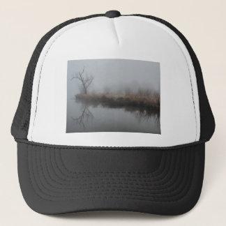 Early Morning Fog Trucker Hat