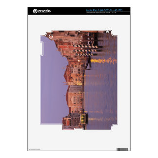 early morning Grand Canal Tour, Venice, Italy Decal For iPad 3