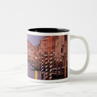 early morning Grand Canal Tour, Venice, Italy Coffee Mugs