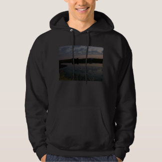 Early Morning... Hooded Pullover