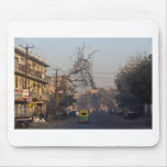 Early morning in the roads of Jodhpur in India Mouse Pad