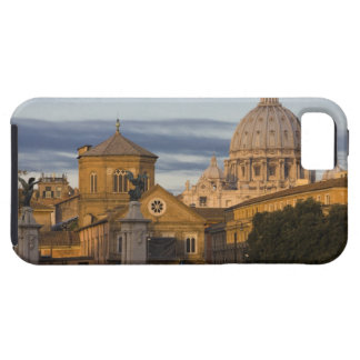 early morning light on the dome of St Peter s iPhone 5 Cover