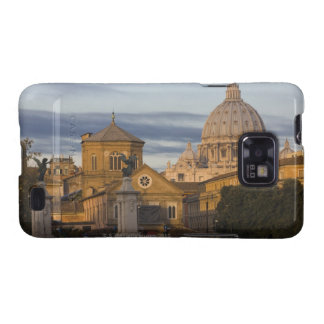 early morning light on the dome of St Peter's Galaxy SII Cover