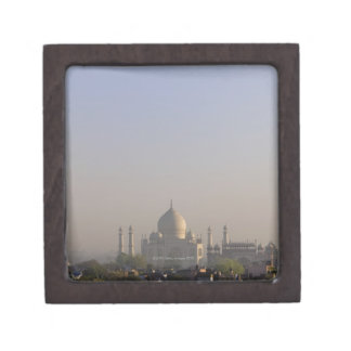 Early morning light on the dome of the Taj Mahal Gift Box