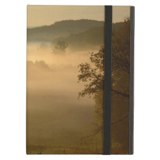 Early morning mist case for iPad air