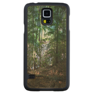 Early Morning Mist iPhone 6 Wood Cases