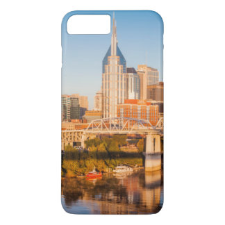 Early Morning Over Nashville, Tennessee, USA iPhone 8 Plus/7 Plus Case