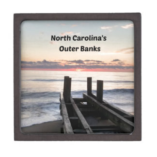 Early morning over the Outer Banks of NC Gift Box