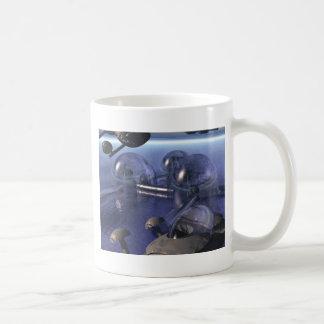 Early Morning Raid Classic White Coffee Mug