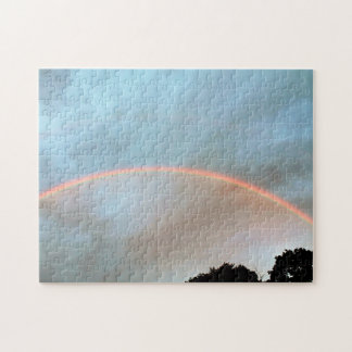 Early Morning Rainbow Jigsaw Puzzle
