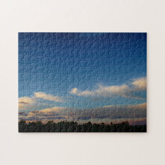 Early Morning Sky Summer 2016 Jigsaw Puzzle