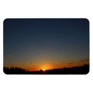 Early Morning Sunrise and Sky Summer 2016 Magnet