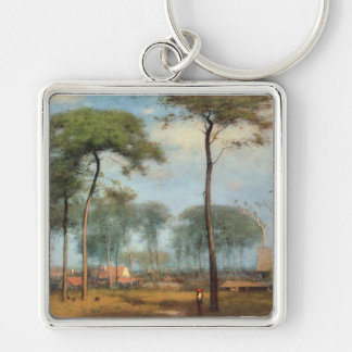 'Early Morning: Tarpon Springs' Keychains