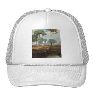 'Early Morning: Tarpon Springs' Trucker Hat