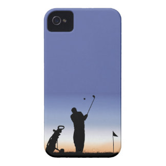 Early Morning Tee Time iPhone 4 Covers