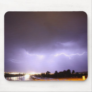 Early Morning Thunderstorm Mouse Pad