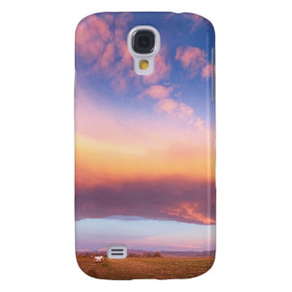 Early Morning Turbo Country Sky Samsung Galaxy S4 Case