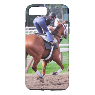 Early Morning Workouts at Saratoga iPhone 8 Plus/7 Plus Case
