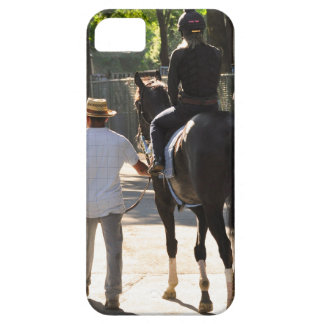Early Morning Workouts at Saratoga iPhone SE/5/5s Case