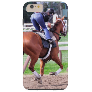 Early Morning Workouts at Saratoga Tough iPhone 6 Plus Case