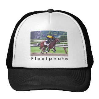 Early Morning Workouts at Saratoga Trucker Hat
