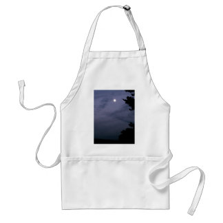 Early Night Adult Apron
