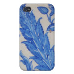 early Ottoman Iznik blue and white tile iPhone 4 Case