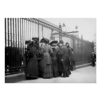 Early Paparazzi: 1908 Posters