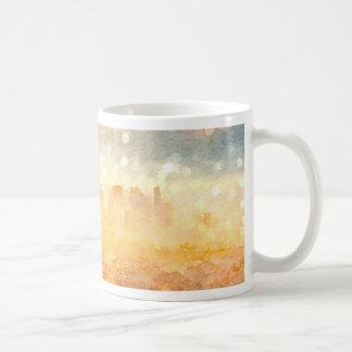 Early Paris Morning Coffee Mug
