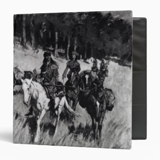 Early Pioneers on the Blue Ridge Binder