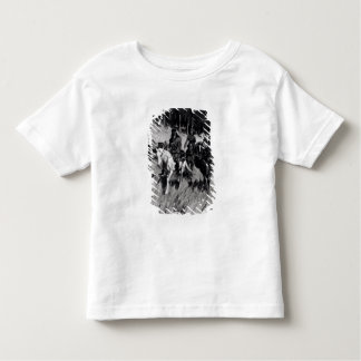 Early Pioneers on the Blue Ridge Toddler T-shirt