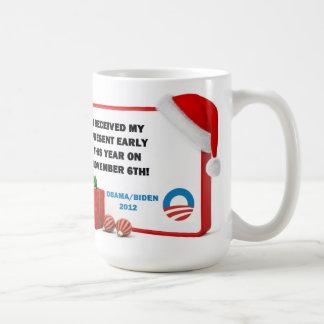 Early Present Obama-Biden Mug
