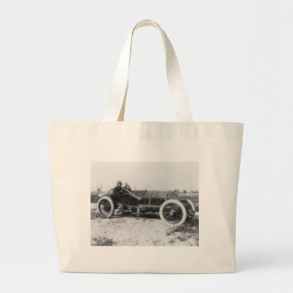 Early Race Car 1913 Tote Bag