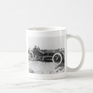 Early Race Car, 1913 Coffee Mug