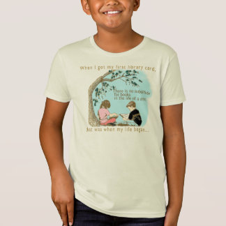 Early Reading Encouragement T-Shirt