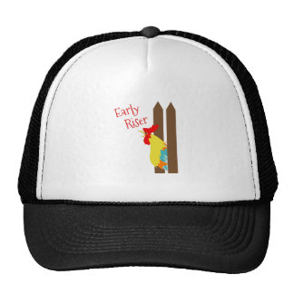 Early Riser Trucker Hat