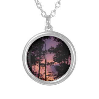 Early September Dusk II Necklaces