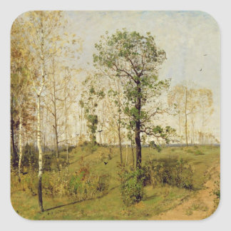 Early Spring at Weimar 1876 Sticker